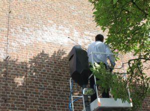 Accechmur - Problèmes d'humidité - Porosité des façades
